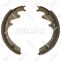 1332769<br> BRAKE SHOE SET 2 SHOES