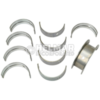 T-FE1H-11-S100<br>MAIN BEARING SET (1.00MM)