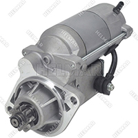 1383240-HD<br> STARTER - HEAVY DUTY<br>Denso Factory Reman