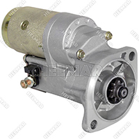 1519632-HD<br>STARTER - HEAVY DUTY<br>Denso Factory Reman