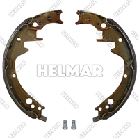 20803-71151<br> BRAKE SHOE SET 2 SHOES
