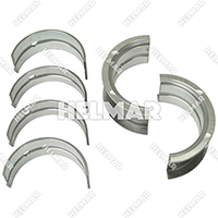 9002838-1.00<br>MAIN BEARING SET (1.00 MM)