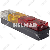 4949715<br>REAR LAMP (12 VOLT)