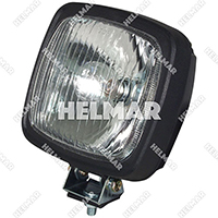 300-06-31802<br>HEAD LAMP (12 VOLT)
