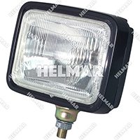 1340843<br>HEAD LAMP (48 VOLT)