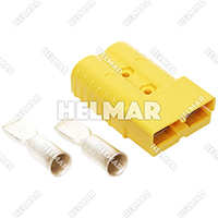 6323G2<br>CONNECTOR (SB350 4/0 YELLOW)