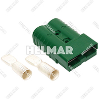 6343G3<br>CONNECTOR (SB350 4/0 GREEN)