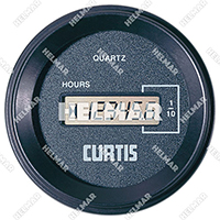 700QN00101248D<br>HOURMETER (12-48 VOLTS)