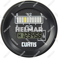 802RB2436BN<br>BATTERY & HOUR GAUGE