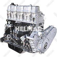 89625-K25<br>ENGINE (BRAND NEW NISSAN K25)