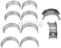 MD026816<br>MAIN BEARING SET (.25MM)