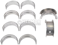 909386<br>MAIN BEARING SET (.50MM)