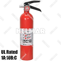 FE-35<br>FIRE EXTINGUISHER