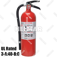 FE-40<br>FIRE EXTINGUISHER