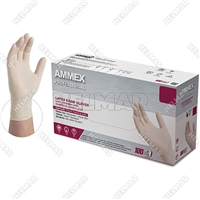 GLV-4360<br>LATEX GLOVE (SMALL 100 PCS)