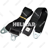 LB-48-BLACK<br>SEAT BELT BRACKET