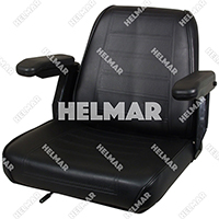MODEL 1200-ELE<br>SEAT WITH ELECTRIC SWITCH