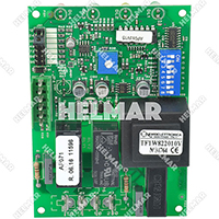 PBM-2884<br>ELECTRONIC CONTROL CARD AP-071