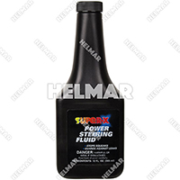 SX-400<br>POWER STEERING FLUID (12 OZ)