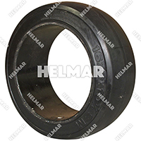 TIRE-150C<br>CUSHION TIRE (16X6X10.5 B/S)