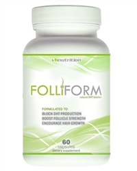 FolliForm DHT Blocker from VH Nutrition.