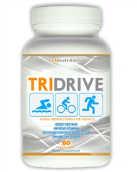 TriDrive Triathlon Endurance Supplement from VH Nutrition