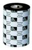 "05319BK10245 - Zebra - Zebra 5319 Performance Wax Ribbon - 4.02"" x 1476' ribbon, rolls/case: 6"