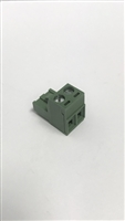 20020007-G021B01LF - Amphenol Anytek  - Con Termnal Block F 2 POS 5mm Screw RA Cable Mount 12A, Contact Box