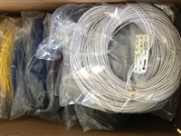 Wire kit UL1015 , 34 different wires cut , stripped , & kitted - UL1015