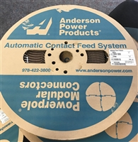262G1 - ANDERSON POWER PRODUCTS - PP15/45 Blade Contact 16-20 AWG Crimp Non-Gendered Tin-REEL
