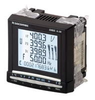 4825 0405 - Socomec - DIRIS A-30 Multifunction performance metering & monitoring device - PMD Energy monitoring (48250405)