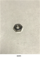 8CHNTS - 8/32 HEX NUT SST RoHS