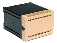 90.441 - ALTECH - KO4717A2 Enclosure 30term w/removeable Cover Panel, Tan-90441