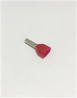 9004410000 - WEIDMULLER - Ferrule - 16AWG - Red - O/A L: 16mm-Pin L: 8mm