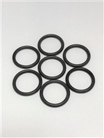 AS568-014-BN70 - O-RINGS - Buna-Nitrile O-Ring, with a durometer rating of 70, Size 0.070 CS x 0.489 ID
