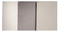 BP1614A - ATTABOX - Standard Aluminum Back Panel 16 x 14 inches used for Heartland, Commander, Freedom, and Centurion series