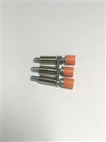 CA742/3 - Altech - Internal Jumper, Screw, 6mm spacing, 3 pole, use with DIN Term Blk CTS4U-N, CMC Series, CDL4 Series, CF4S