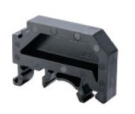 CASP - Altech - DIN Rail Spacer Terminal, 8mm width, use on 35mm DIN Rail