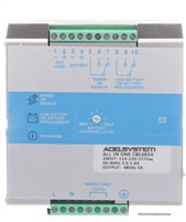 CBI485A - ALTECH/ADELSYSTEM - UPS power solution, 48VDC, 5A; 115-230-277 VAC input, DR