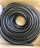 "E12SSG-B - Pigs Tail USA - 1/2"" Black Pigs Tail (100' per Box)"