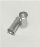 EN2507 - K.S. Terminals - Ferrule, 14AWG, Non-Insulated, 7MM LG