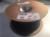 FR-3/8-0 - ALTA - Braided sleeving produced from polyester PET 500 ft Spool