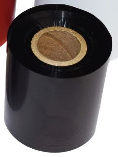 "GR-330-1-0 - GAMMA - Black Thermal Transfer Ribbon (1"" core 2.34"" wide by 984')"