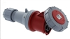 CONNECTOR 5P / 63A / 400V IP67 / 6h / RED - K53S35