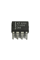 LT1054CN8 - Jameco - Switched-Capacitor Voltage Converter with Regulator