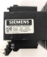 MT0150J - SIEMENS - INDUSTRIAL CONTROL TRANSFORMER SERIES B