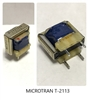 T-2113 - MICROTRAN - Telecommunications Transformer (T2113, 2113)