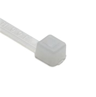 "T18S9M4 (111-02809) - HELLERMANNTYTON - Standard Cable Tie, 3.3"" Long, UL Rated, 18lb Tensile Strength, PA66, Natural, 1000/pkg"