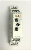TE-8812U - MACROMATIC - TIME DELAY RELAY, 12-240V AC/DC