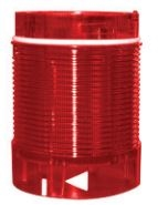 TL50LR1U - ALTECH - Tower Light, 50mm, Lens Module, 24V AC/DC,Continuous LED, Red